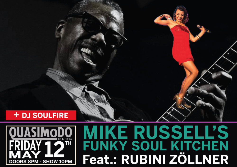 Mike Russell's Funky Soul Kitchen