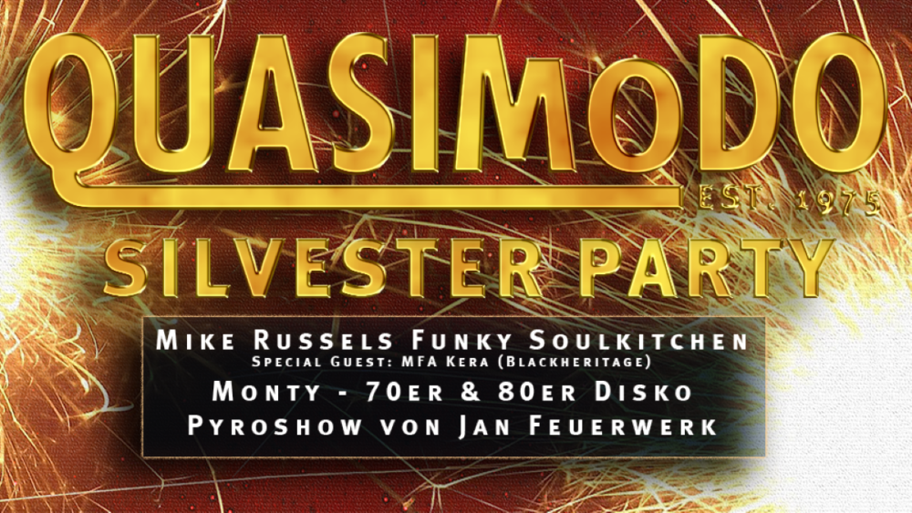 Quasimodo Silvester Party