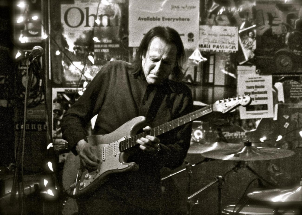 Michael Landau Liquid Quartet