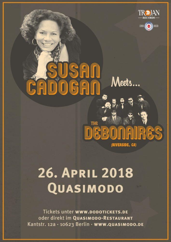 Susan Cadogan & Debonaires