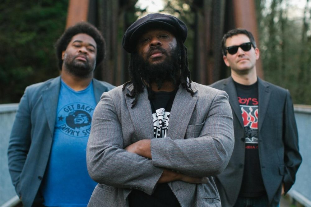 JAZZ IN JULY – Delvon Lamarr Organ Trio
