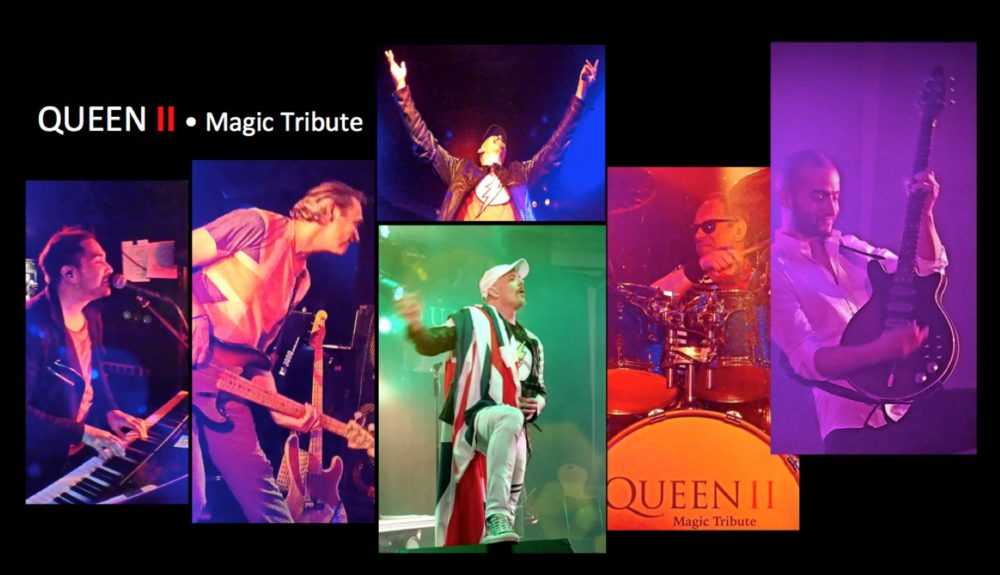Queen II Magic Tribute